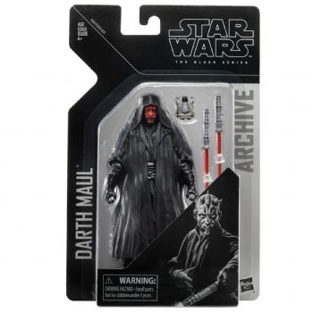 "Star Wars Black Series Archive Line Darth Maul 6"" Action Figure"